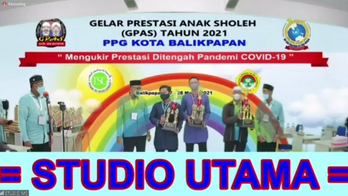 Perwakilan pemenang berdasarkan Pimpinan Cabang masing-masing.