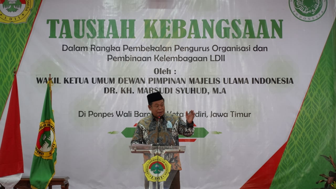 Wakil Ketua Umum DP MUI DR. KH Marsudi Syuhud, M.A. Foto: LINES.